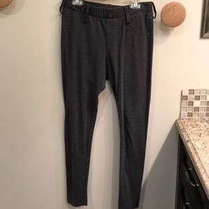 Gray Jeggings